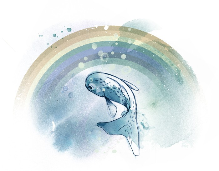 THE FISH…