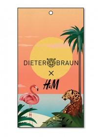 DIETER BRAUN X H&M